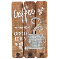 Coffee Is Always A Good Idea Wall Décor