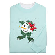 Snow Lady Sweatshirt