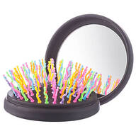 Rainbow Volume S Brush Compact with Mirror