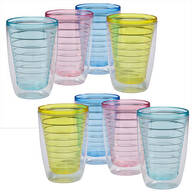 16 oz. Insulated Tumblers, Set of 8