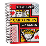 Mini Brain Games® Card Tricks and Games
