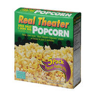 Real Theater™ Less Salt & Less Oil Popcorn