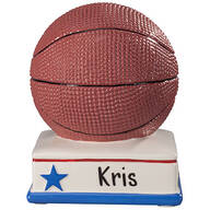 Personalized Basketball Bank