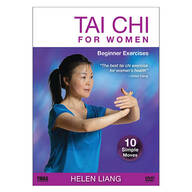 Tai Chi For Women DVD