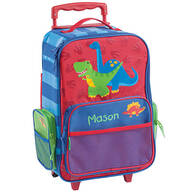 Personalized Stephen Joseph® Dinosaur Classic Rolling Luggage