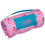 Personalized Stephen Joseph® Princess Nap Mat