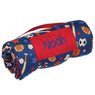 Personalized Stephen Joseph® Sports Nap Mat