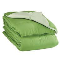 Microfiber Reversible Down Alternative Comforter