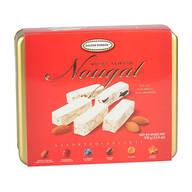 Assorted Honey Almond Nougat Tin