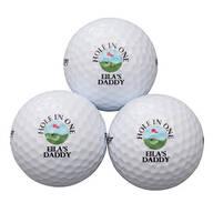Personalized Precept® Golf Balls, 3-pack