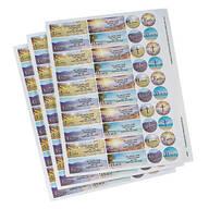 Personalized Faith Labels & Seals 60
