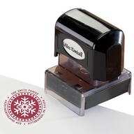 Personalized Snowflake Stamper