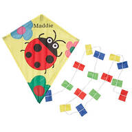 Personalized Children's Ladybug Kite