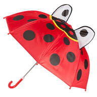 Personalized Children's Ladybug Umbrella