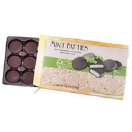 Dark Chocolate Mint Patties