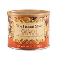 The Peanut Shop¨ California Fruit & Nut Mix
