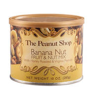 The Peanut Shop¨ Banana Nut Fruit & Nut Mix