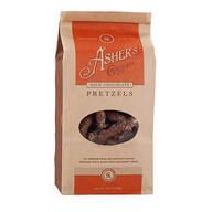 Asher's® Milk Chocolate Pretzels, 6.5 oz.