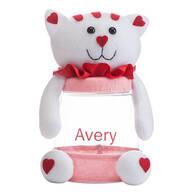 Personalized Valentine's Day Treat Jars