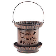 Faith, Family, Friends Solar Lantern