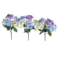 Hydrangea Picks by Oakridge™ Outdoor, Set of 3