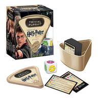 Trivial Pursuit World of Harry Potter Game Set