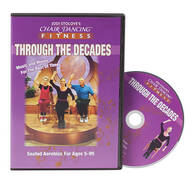 Chair Dancing® Fitness Through the Decades DVD