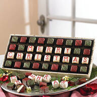 Sugar Free Merry Christmas Petit Fours, 36 count - 9 oz.