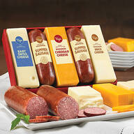 Party Perfect Cheese & Meat, 5 pack - 1 lb. 11 oz.