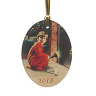 2018 Miles Kimball Cover Ornament