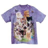 Springtime Kittens T-Shirt
