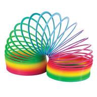 Giant Rainbow Spring Toy