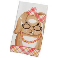 Mrs. Bunny Kitchen Towel