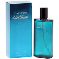 Davidoff Cool Water for Men EDT, 4.2 oz.
