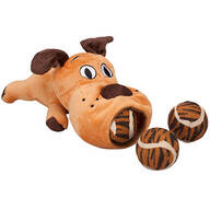 Big Mouth Dog Toy with 3 Balls