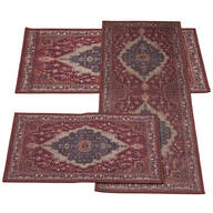 Jefferson Nonslip Rug, Set of 3