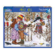 First Kiss Puzzle, 1,000 pieces