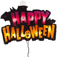 Happy Halloween Shimmer Light