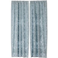 Trevor Chenille Curtain Panel Pair
