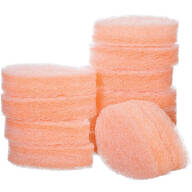 Wonder Puffs Cleansing and Exfoliating Puffs Set of 12