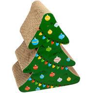 Christmas Tree Cat Scratcher