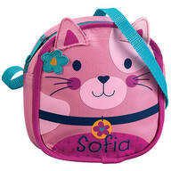 Personalized Stephen Joseph® Crossbody Cat Purse