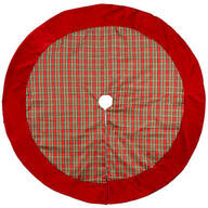 Plaid Tree Skirt by Holiday Peak™