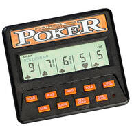 Classic 5-in-1 Poker Handheld Game