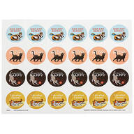 Fun Cats Stickers Set of 240