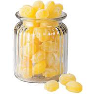 Lemon Sanded Hard Candy