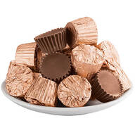 Asher's® Peanut Butter & Marshmallow Mini Cups, 8 oz.