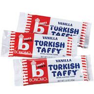 Bonomo Turkish Taffy®, Vanilla, Set of 3