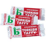 Bonomo Turkish Taffy®, Strawberry, Set of 3