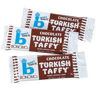 Bonomo Turkish Taffy®, Chocolate, Set of 3